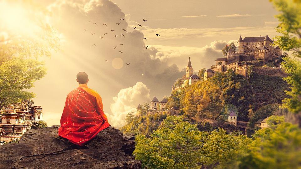 Légende hindoue : TOUT EST EN VOUS !