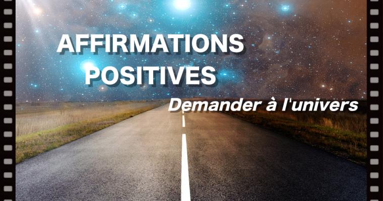 DÉFI COLLECTIF 21 JOURS : DEMANDER À L'UNIVERS