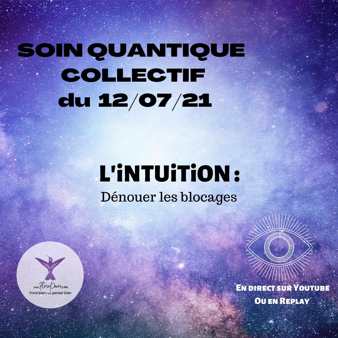SOIN QUANTIQUE COLLECTIF : L'INTUITION
