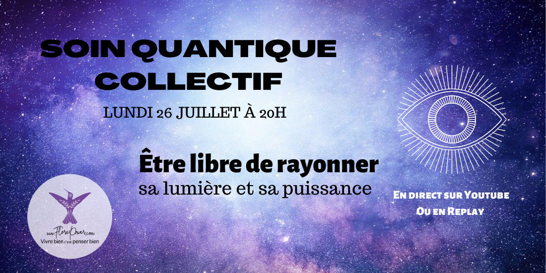 LE SOIN COLLECTIF : LIBRE DE RAYONNER